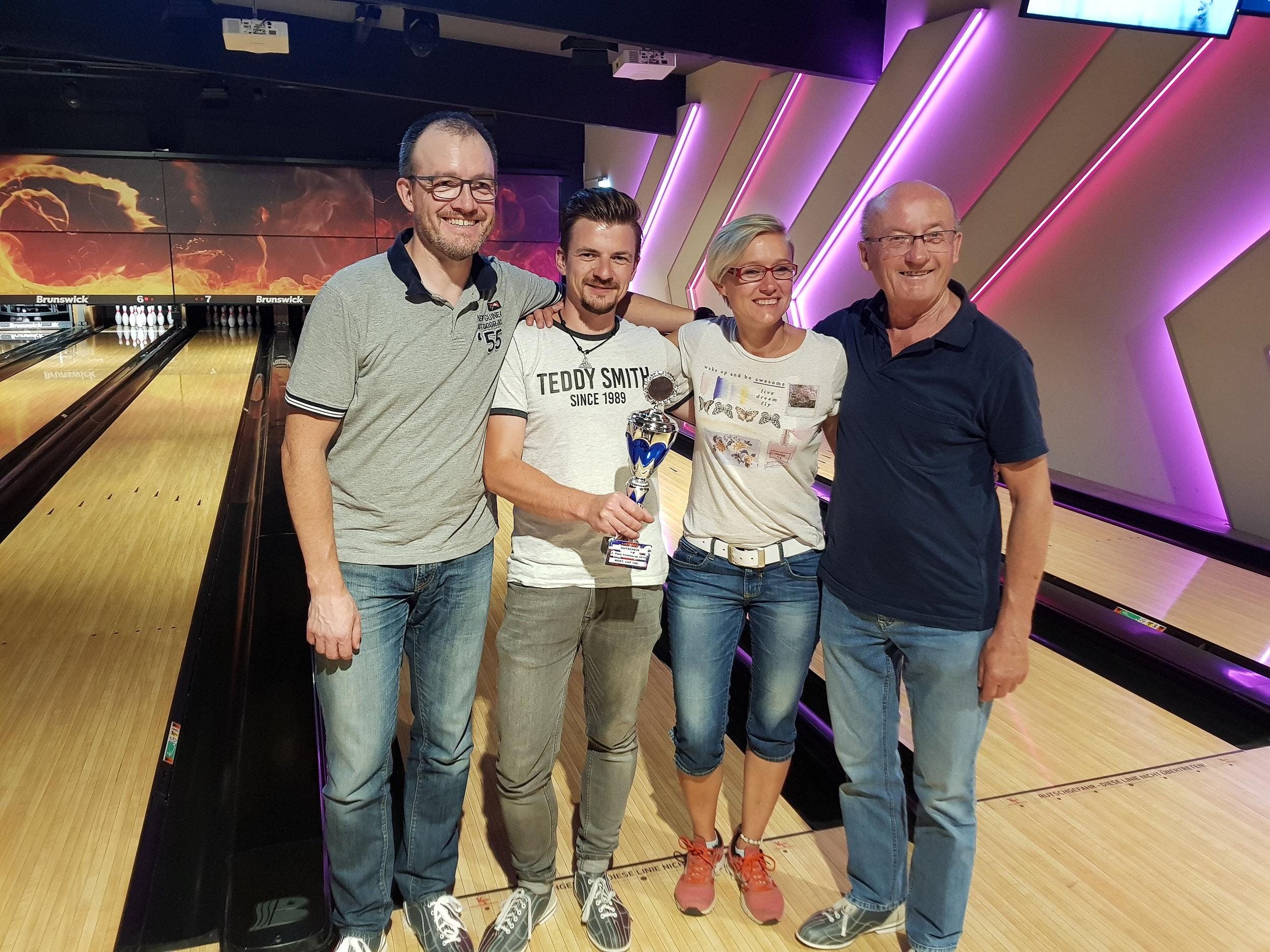 2017/2018: 2. Platz: Softtech AG