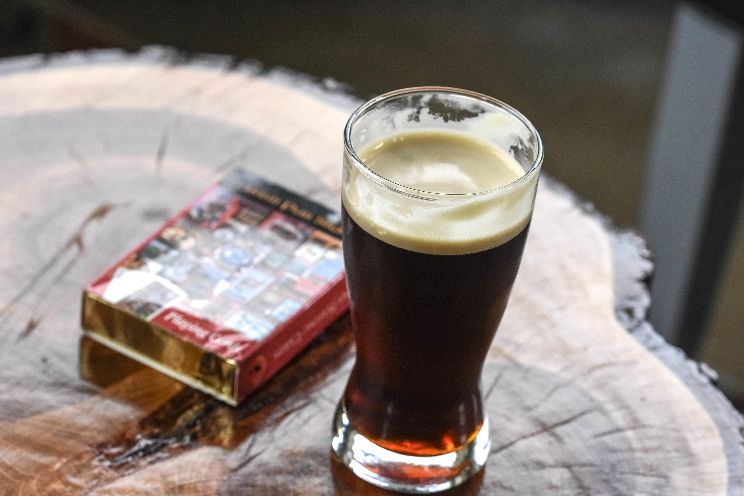 Nitro Cold Brew Coffee!