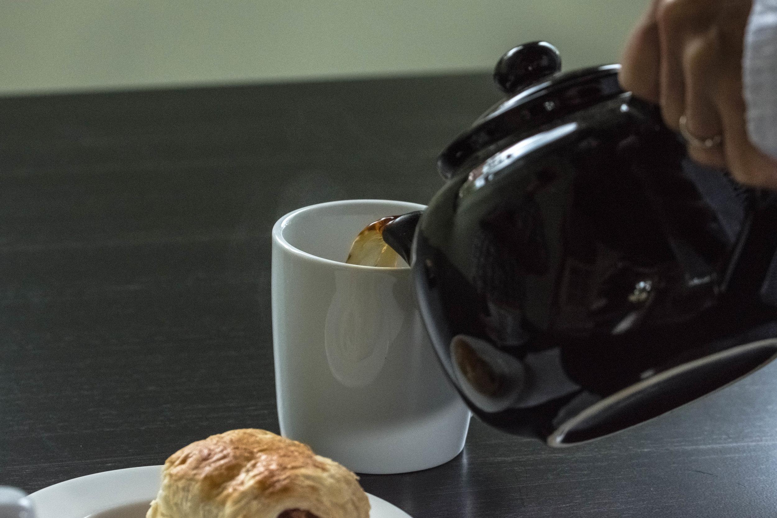 Tea and Scones!