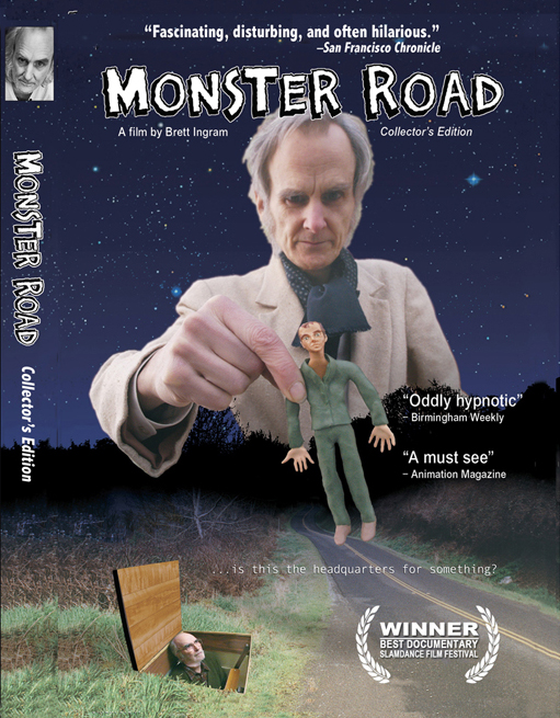 Cover of Monster Road   All content © 2016 by Brett Ingram. All rights reserved. Reproduction or redistribution in any medium without express written permission is prohibited