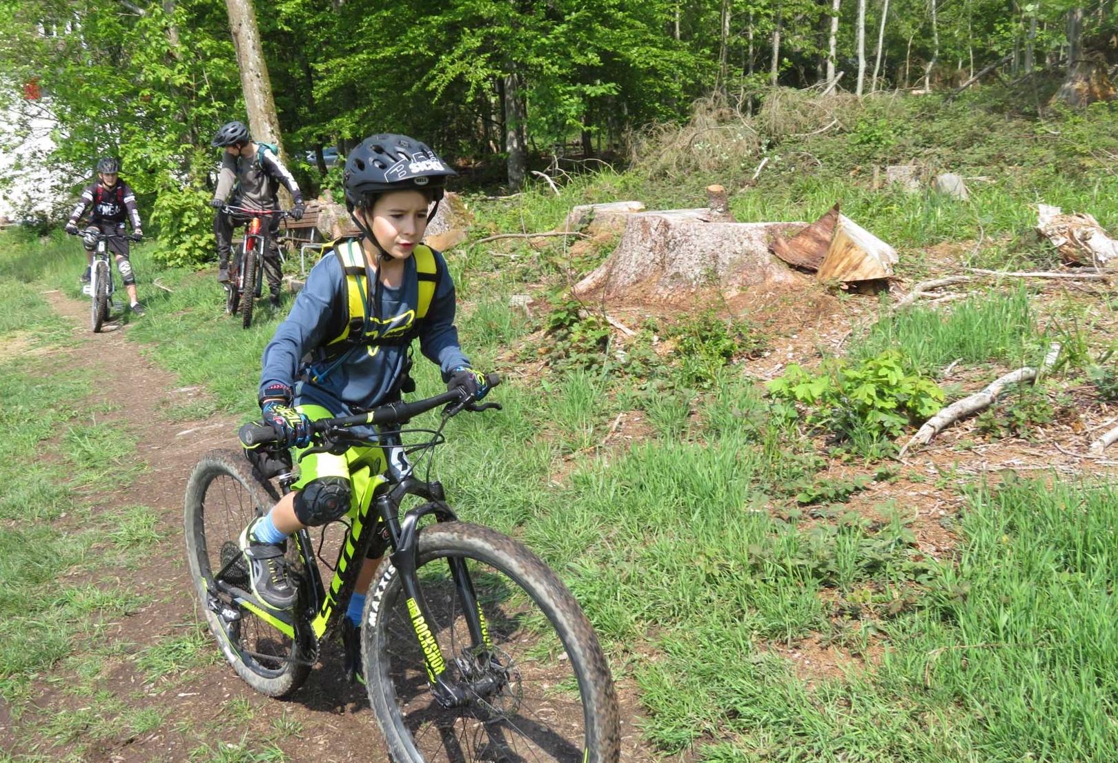 Kids Bike Camp Sihltal - 12. - 15. August 2019