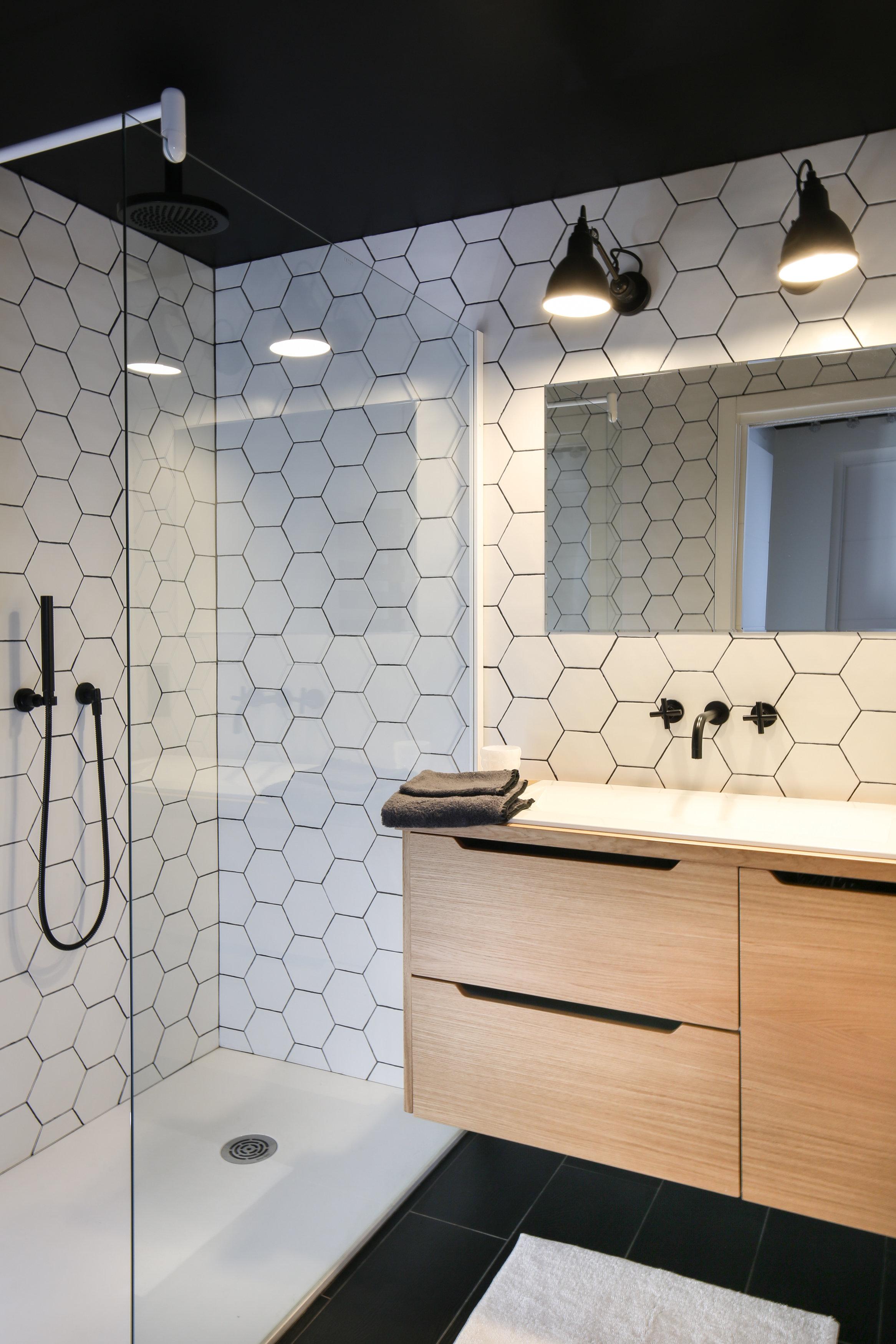 Les salles de bains coups de coeur de Côté Maison -