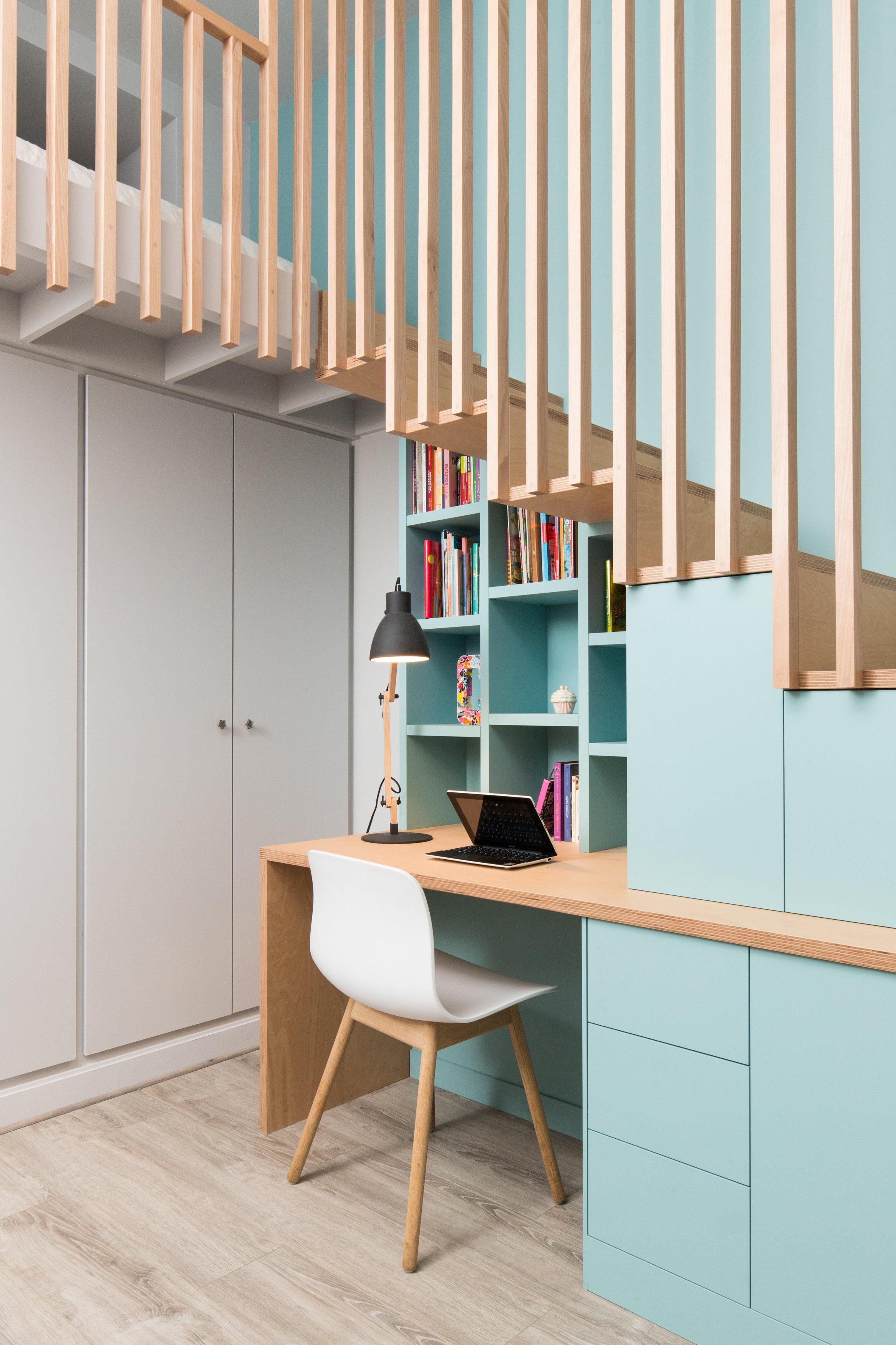 realisations - Paris 8 — WOM Design | Designer d'espace