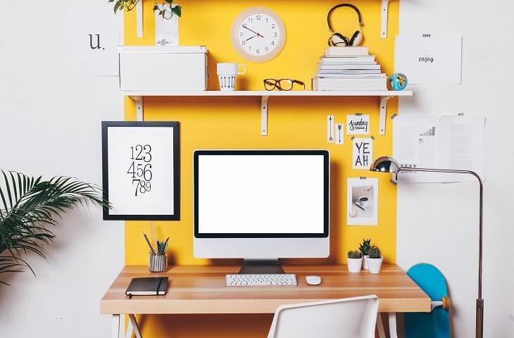 Aménager un coin bureau : nos conseils pour allier le pratique à l'esthétique -