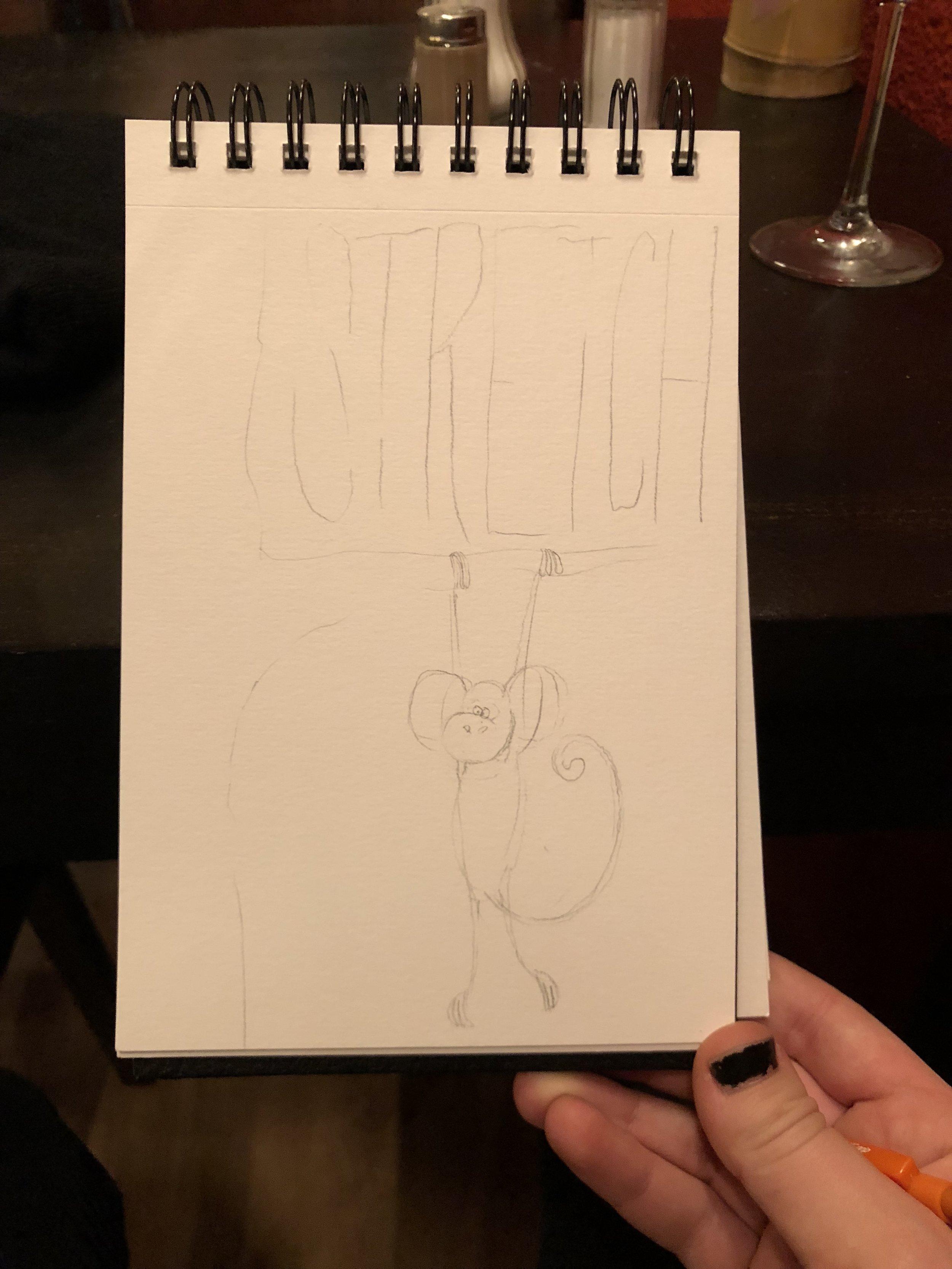 monkey pencil.JPG
