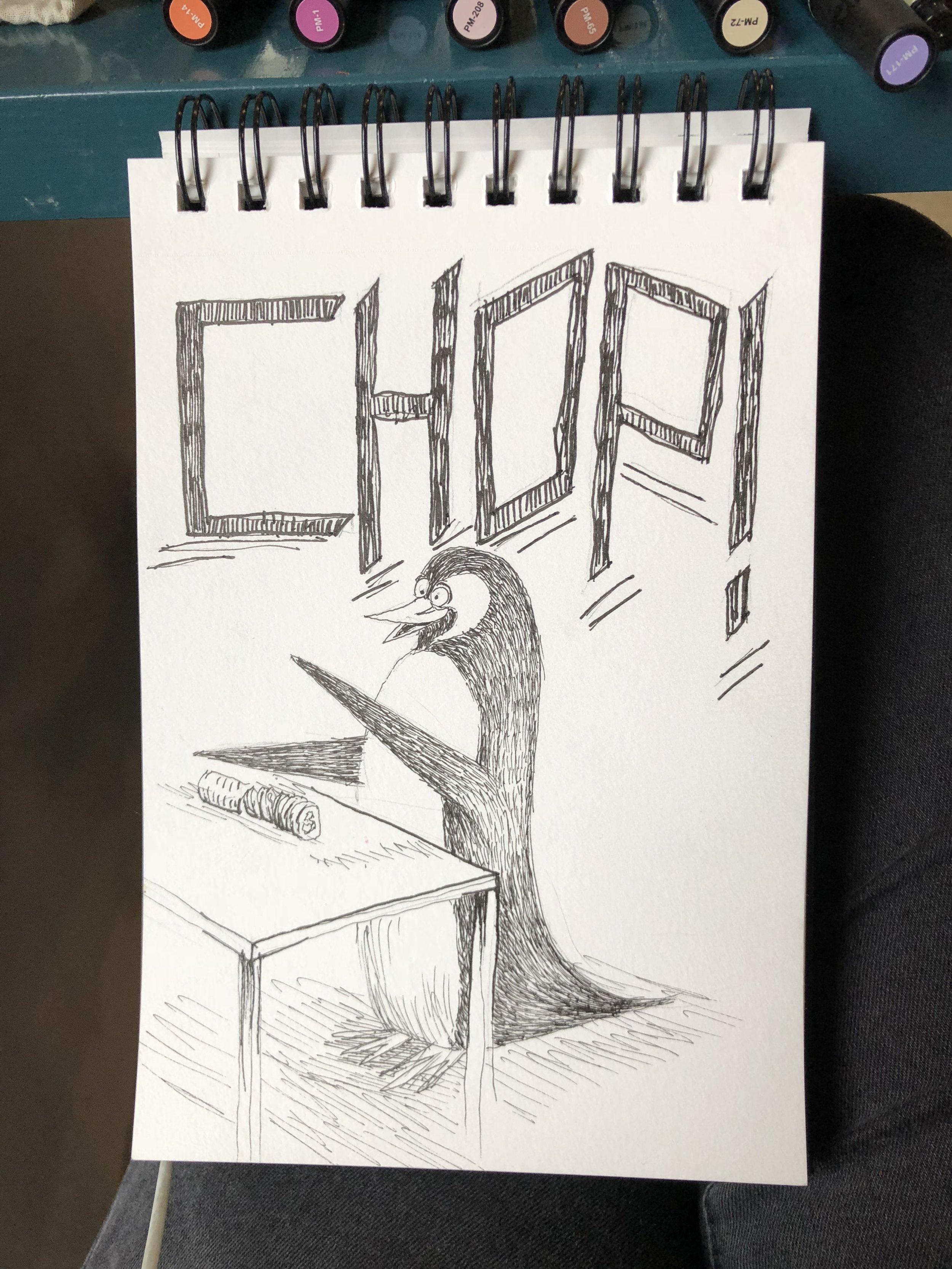 penguin pen.JPG