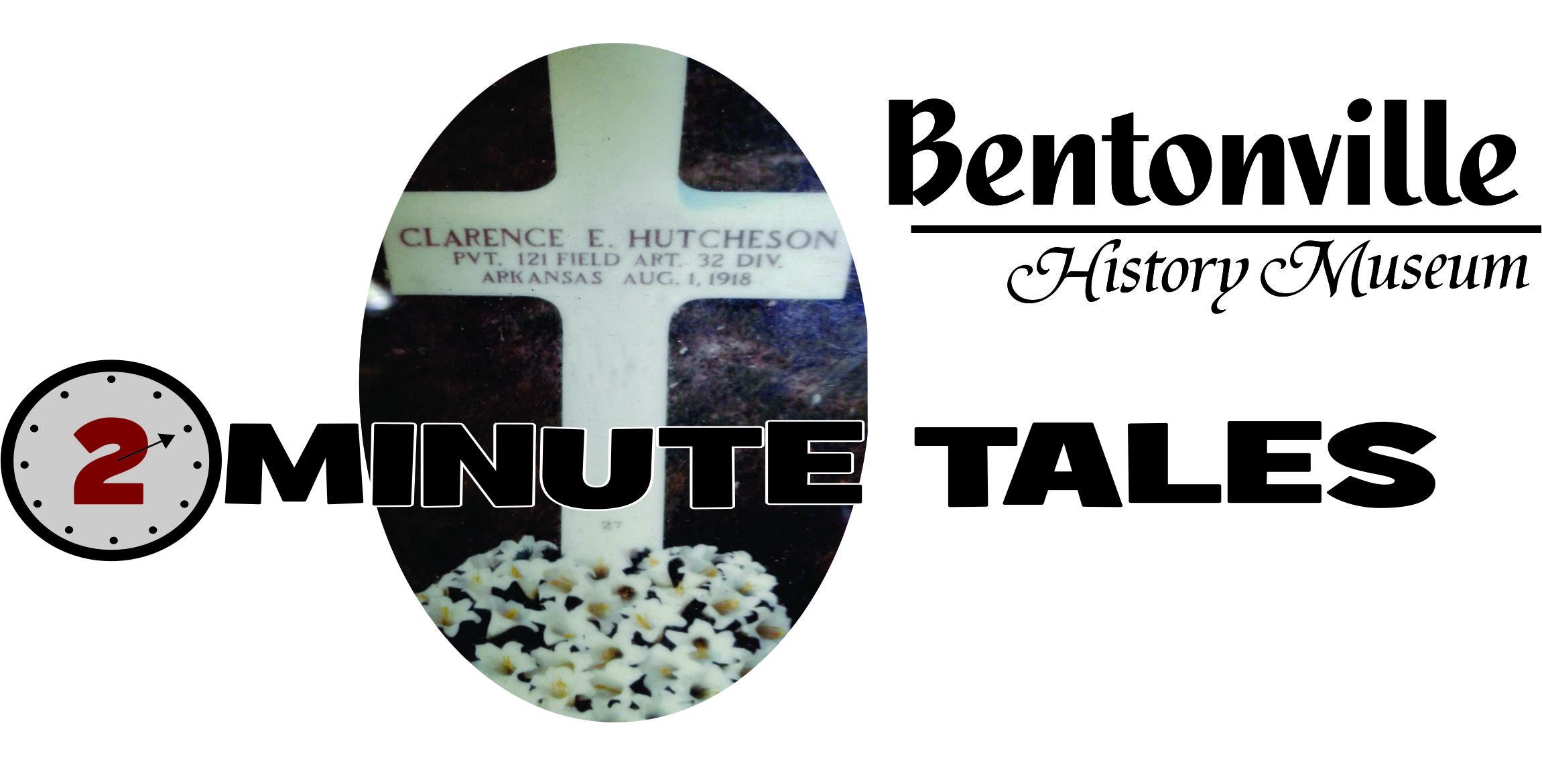 Bentonville History Museum Two  minute tales memorial day.jpg