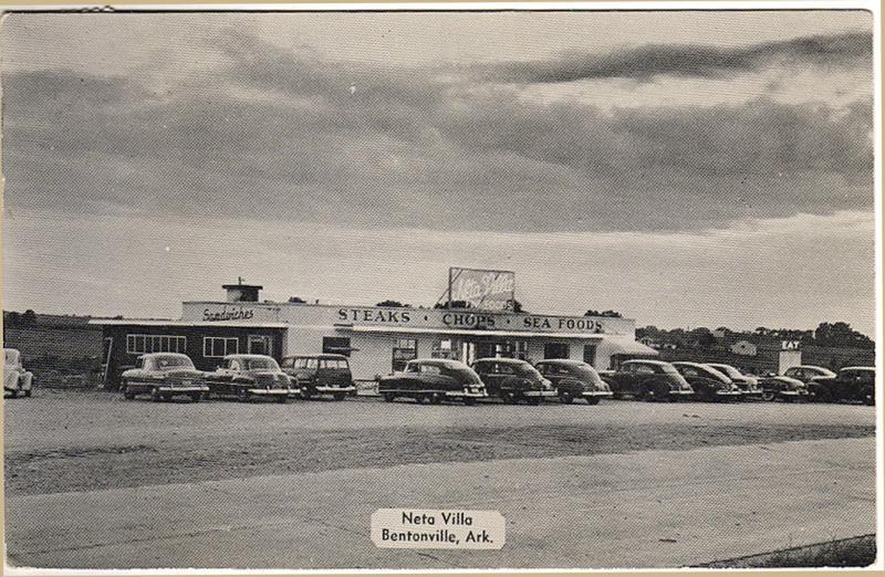 Bentonville local hangout-Netta Villa