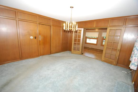 Before view towards mudroom