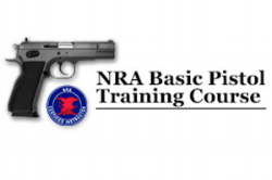 This is not a certified NRA class, nor does it satisfy the state requirements for a concealed carry permit in the state of Ohio.