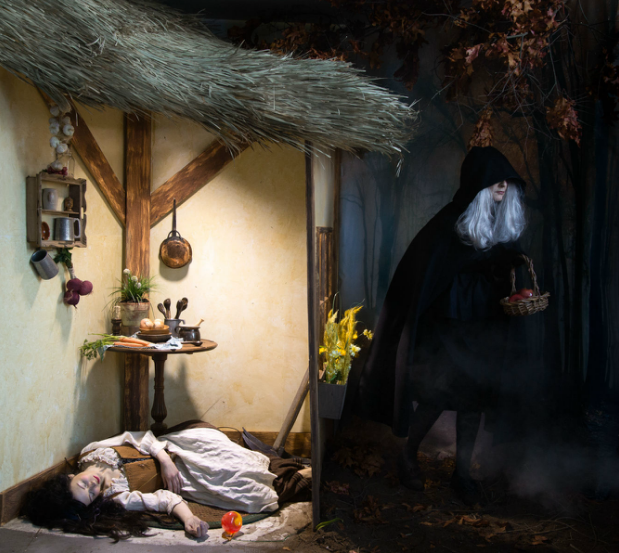 Adrien Broom Photography   Storytelling in a Box - Envy in Fairytales   Gallery: Hudson River Museum