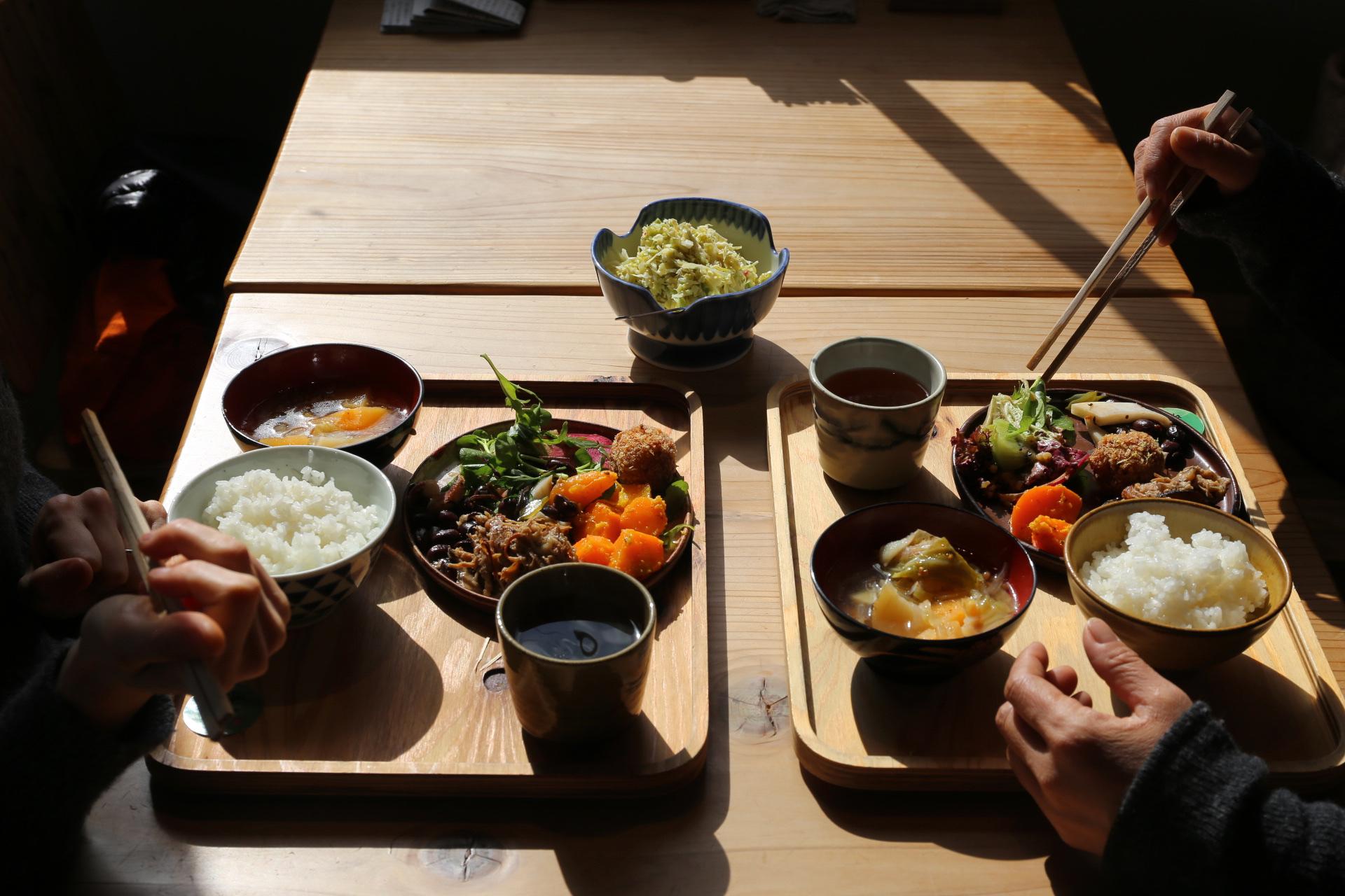 Food Hub Project: Kamiyama, Japan