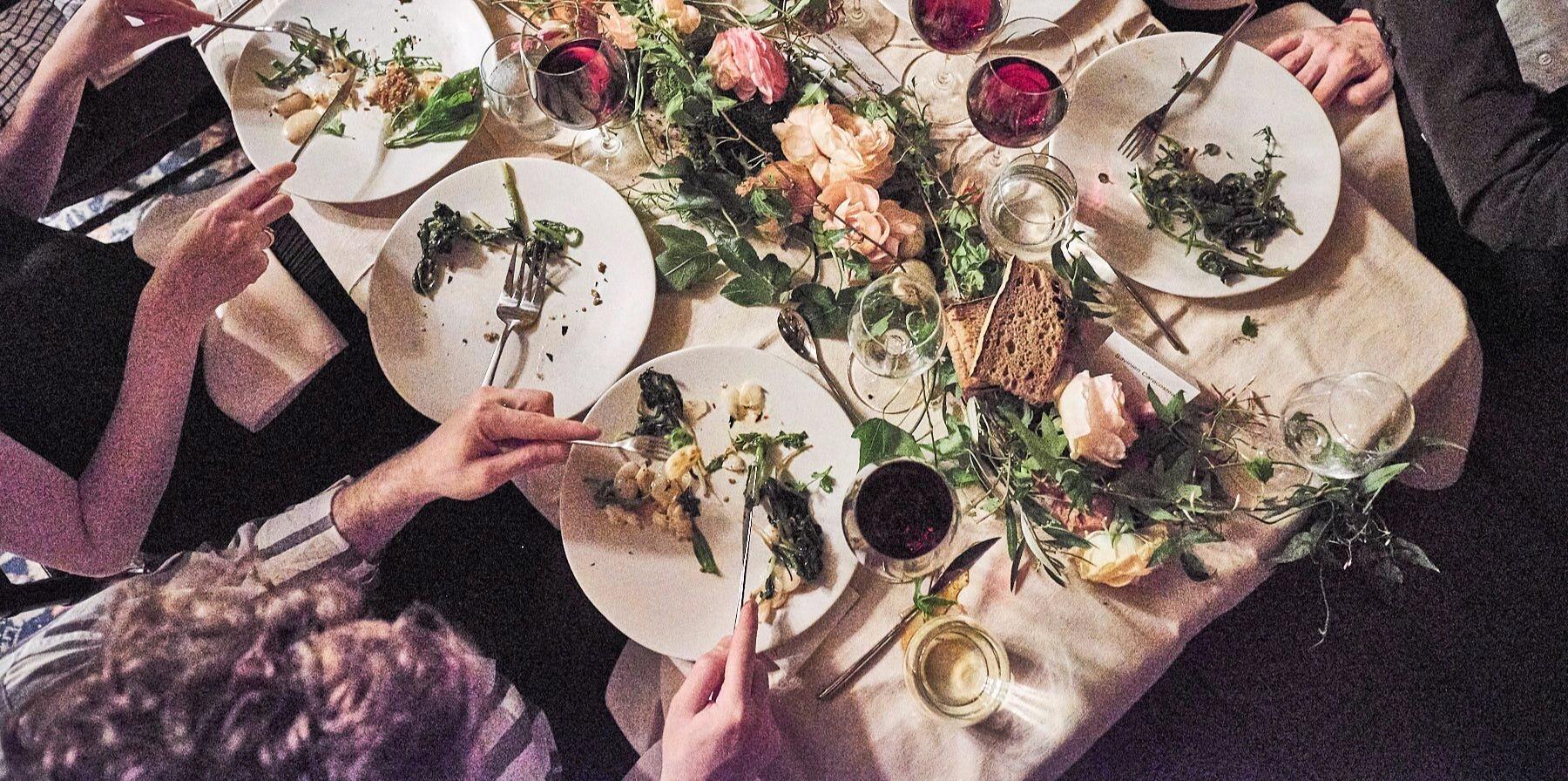 Renoir Sensorial Supper, The Explorers Club NYC
