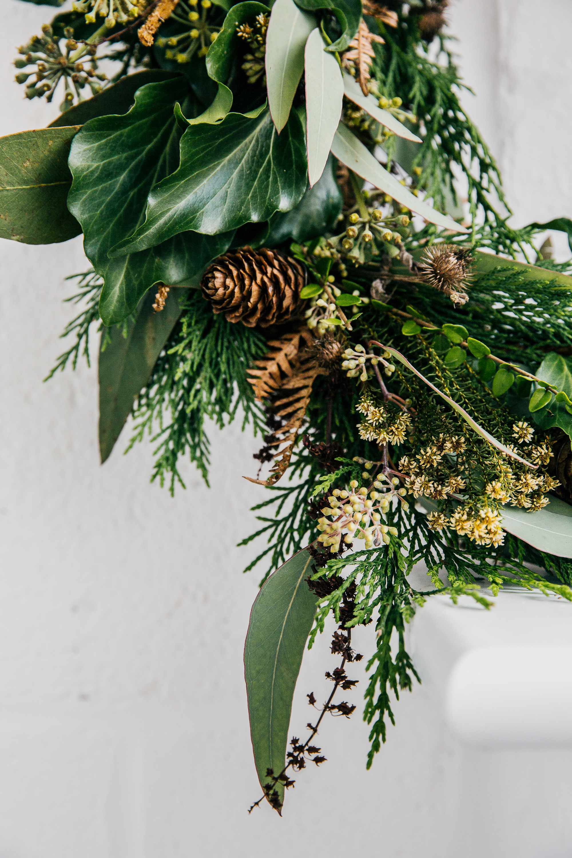 Wreath Making with RoCo at Rye London