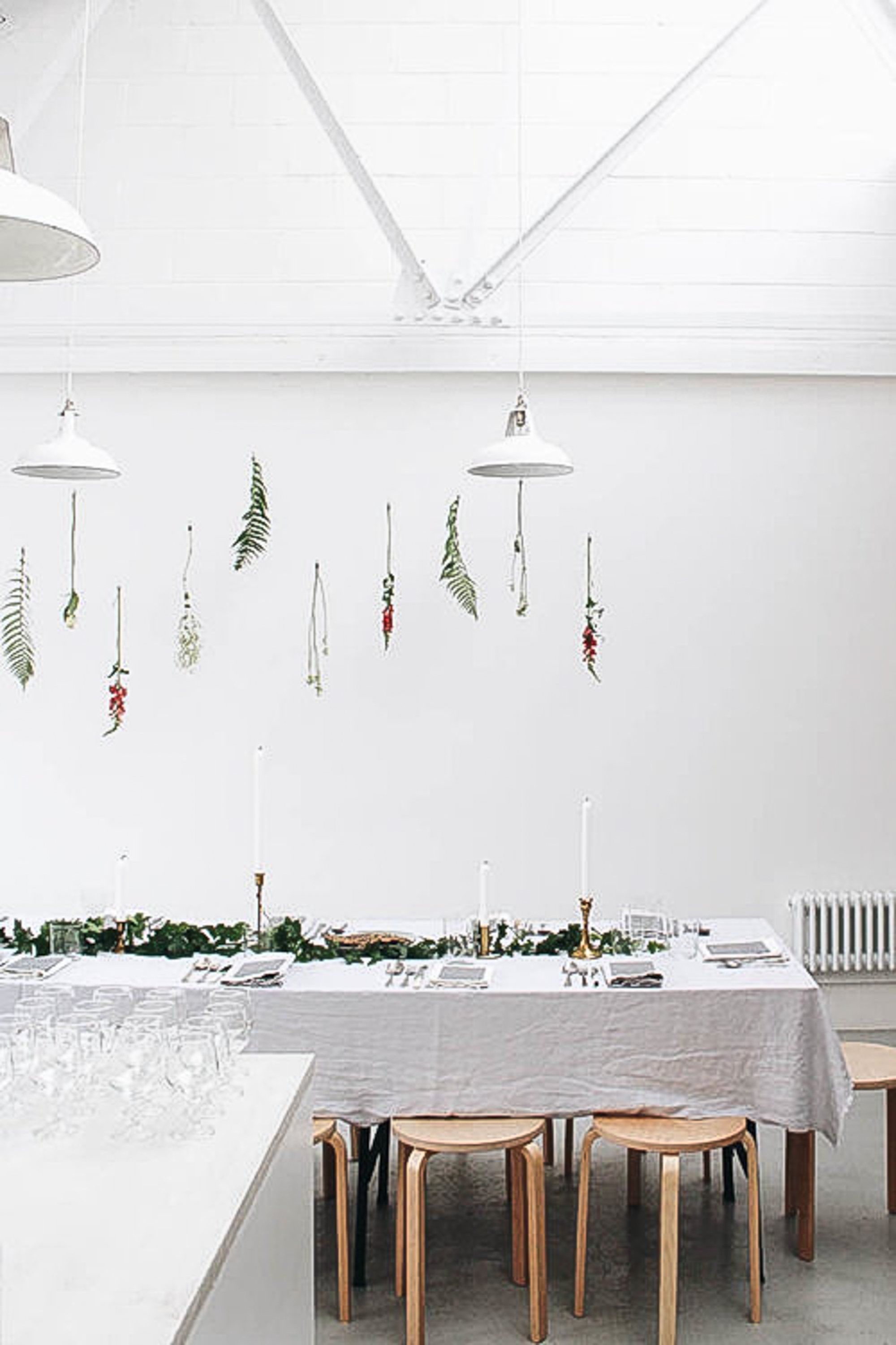The New Nordic x Rye London Supper