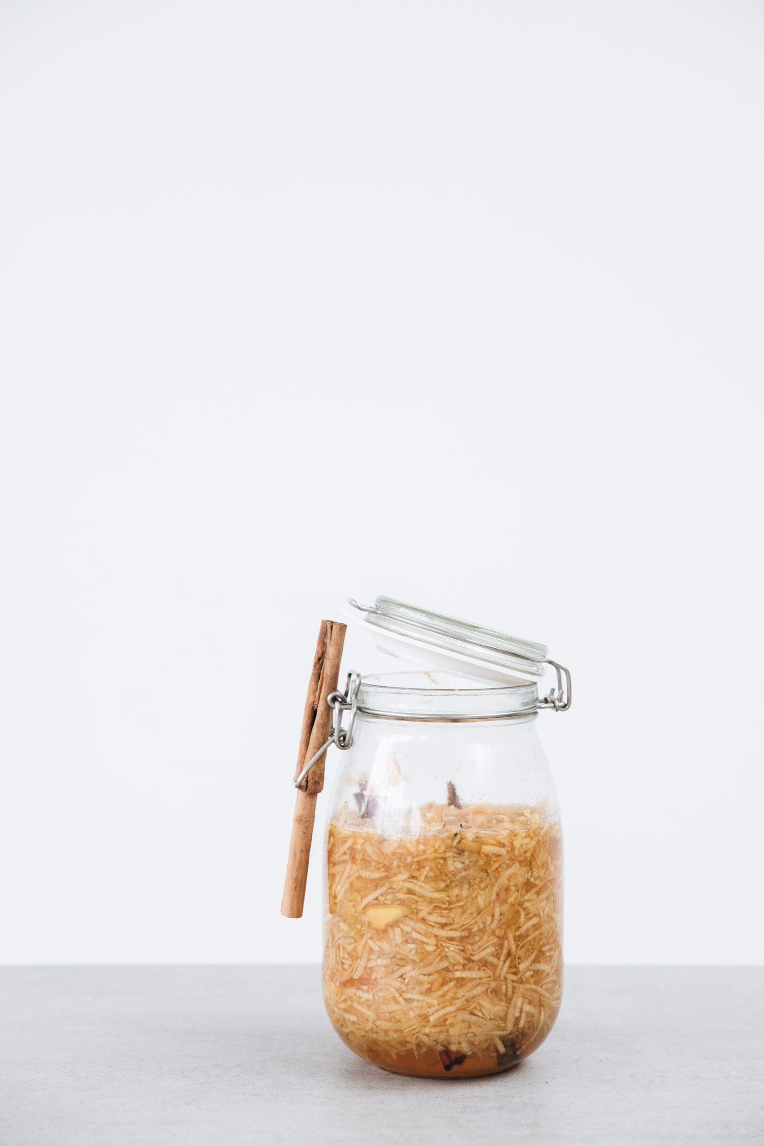 Apple & Cinnamon Shrub