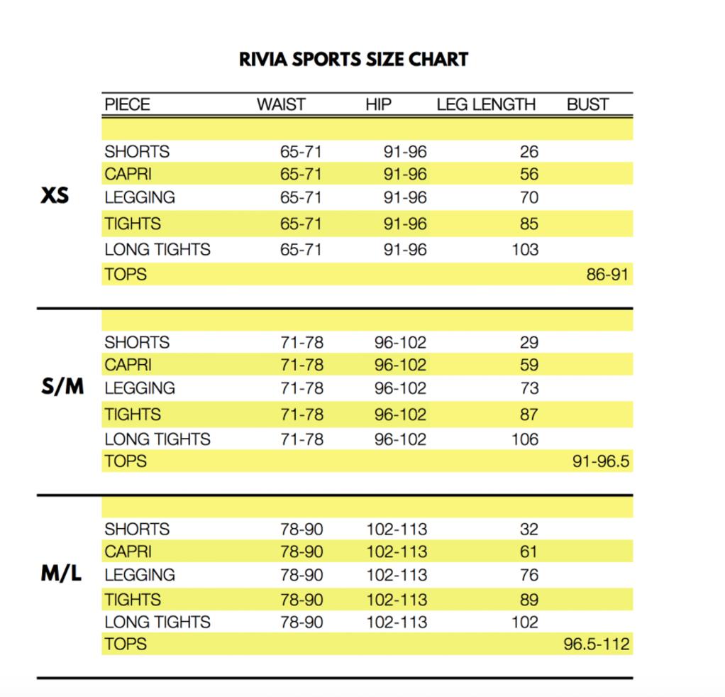 RIVIA SPORTS