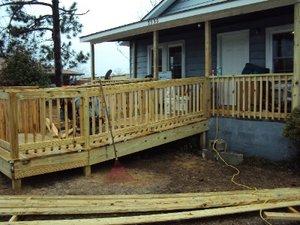 LSRHC homeowner rehabilitation unit