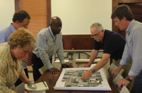 Intersection Enhancement Planning session