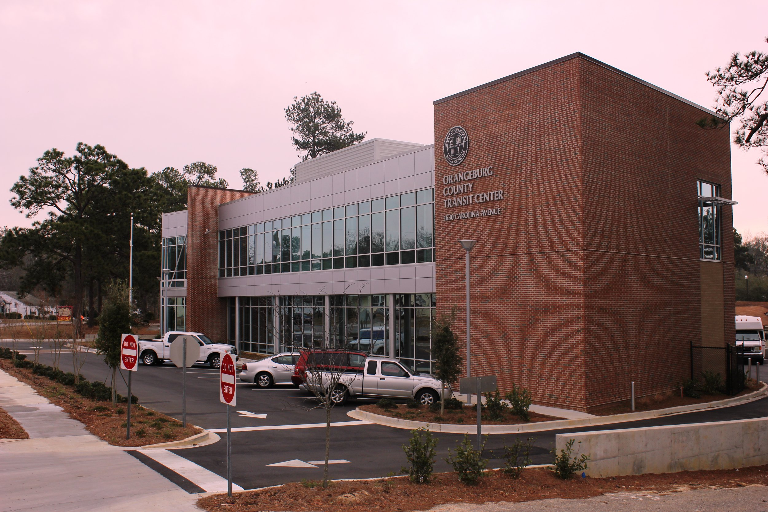 Orangeburg Transit Center