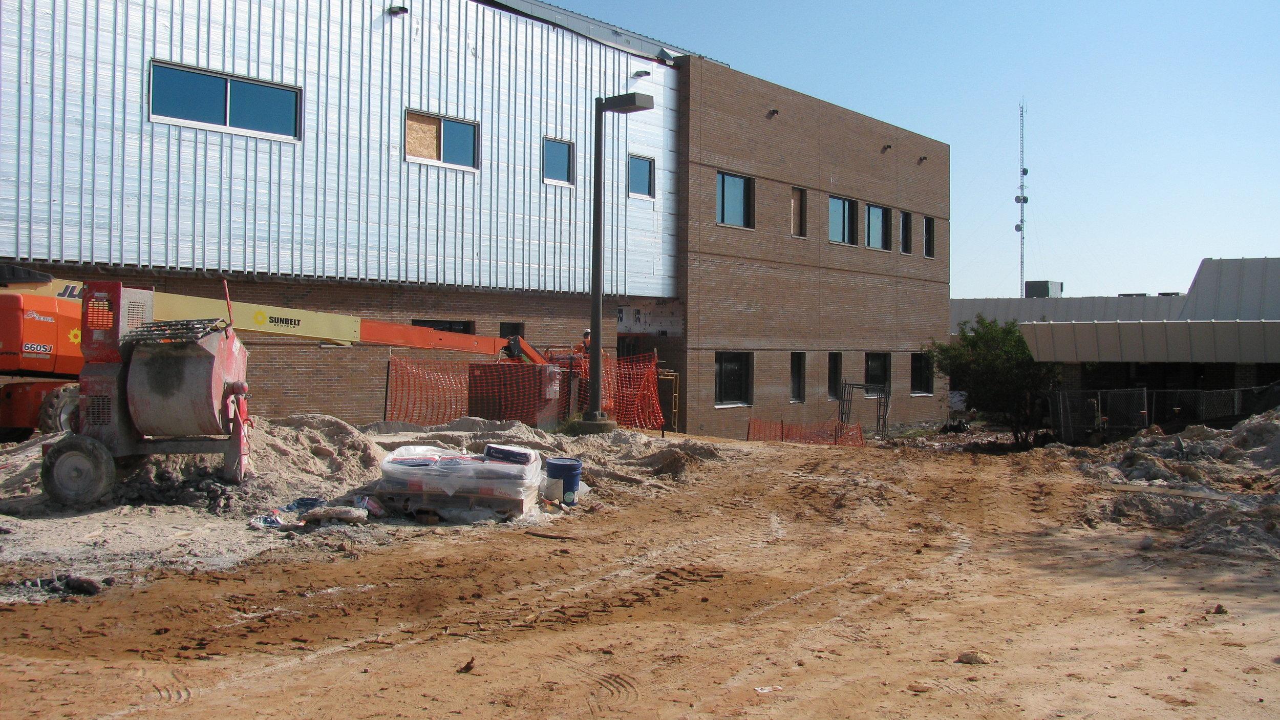 Orangeburg-Calhoun Tech Nursing Building