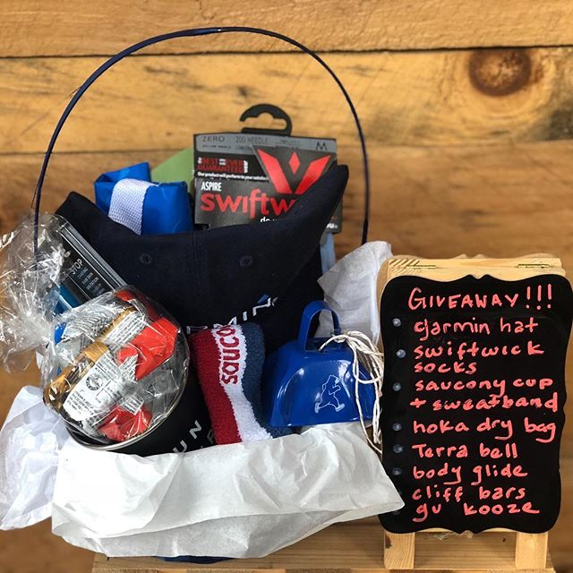 Enter to win a giveaway prize full of your favorite race ready items and brands! Anyone can enter who has signed up or is planning to sign up at the preview run + sign up party hosted by Terra Running Company this Wednesday at 6 p.m.! #clevelandhalf #runcleveland #running #runhappy #runningmotivation #signup #doitforthemedal #roadrunning