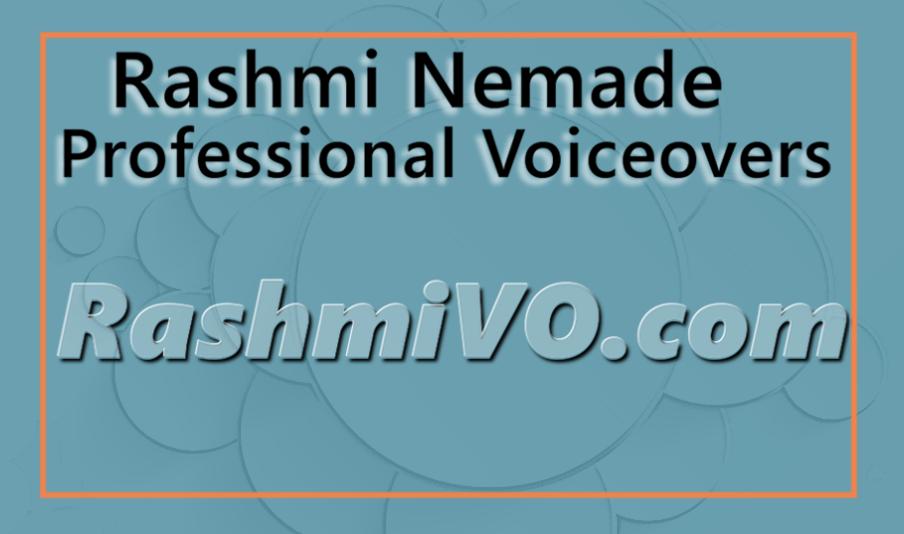 Rashmi Nemade business card side 2