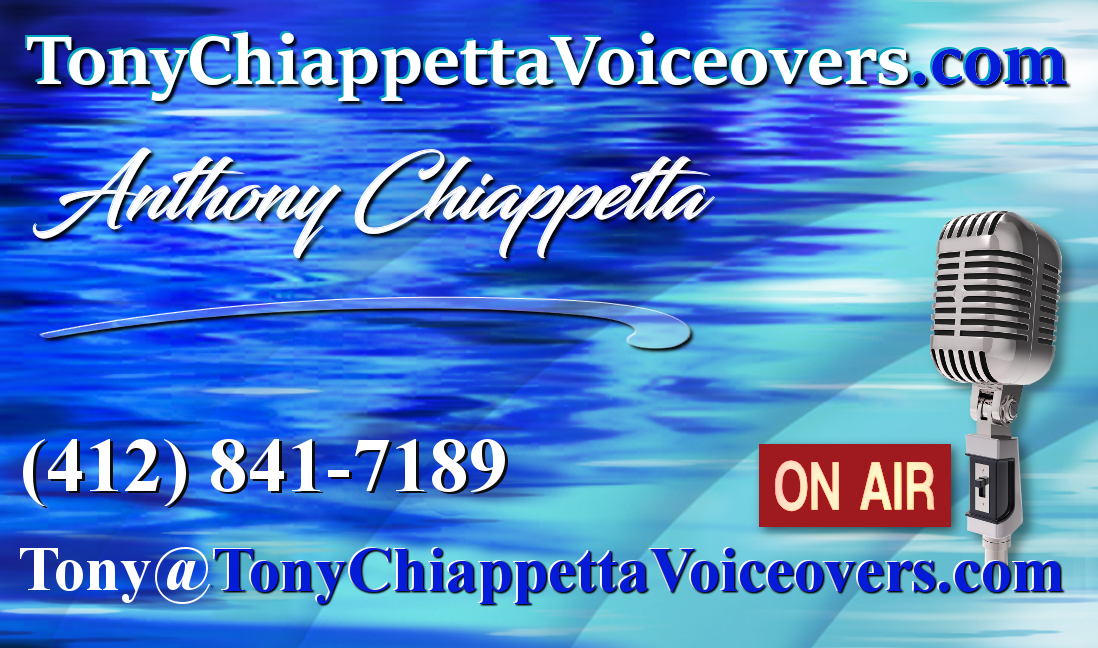 Tony Chiappetta business card side 2