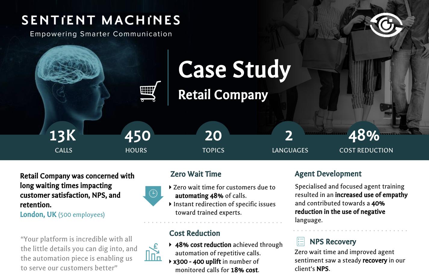 Retail case study