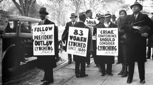Anti-lynching campaigners, 1934 Crime Conference in Washington, D.C. © NAACP