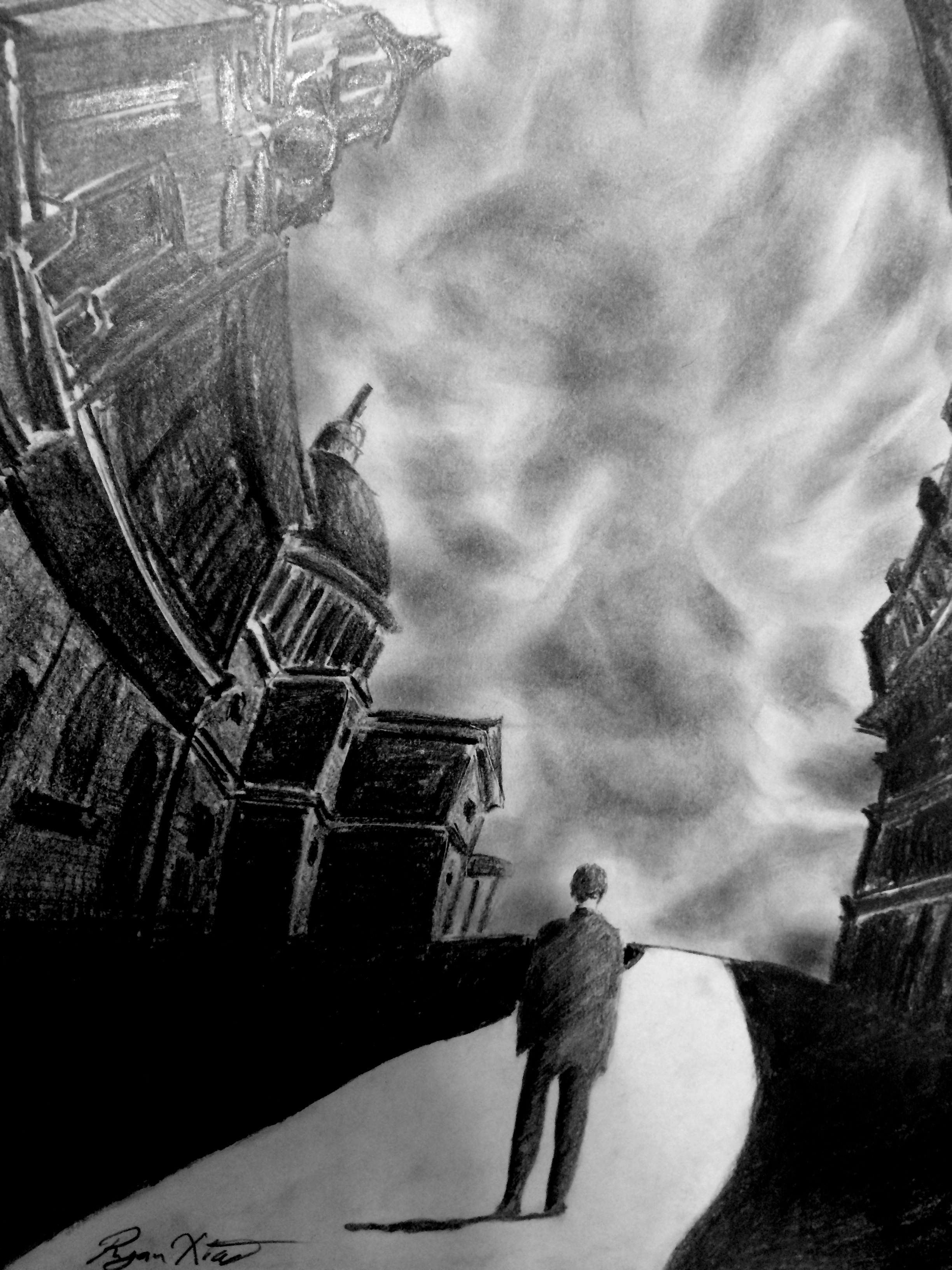 """""""Wanderer"""" by Ryan Xiao"""
