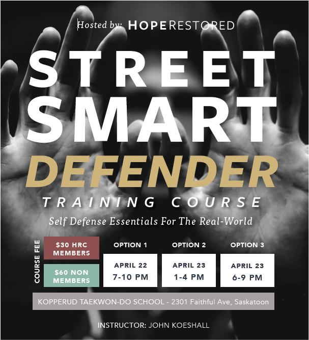Street Smart Defender Training Course