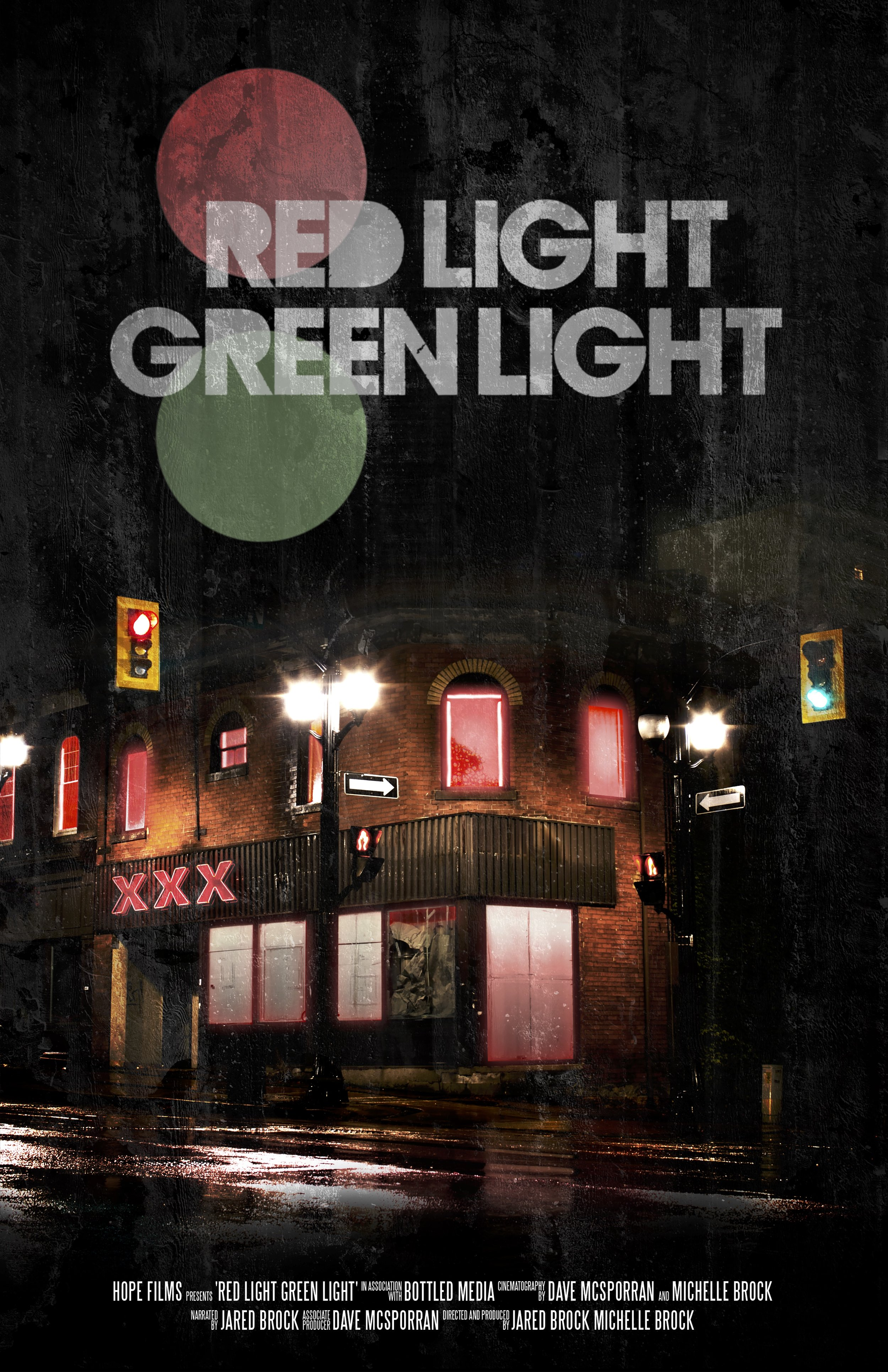 RED LIGHT GREEN LIGHT    Jared and Michelle Brock - Hope Films