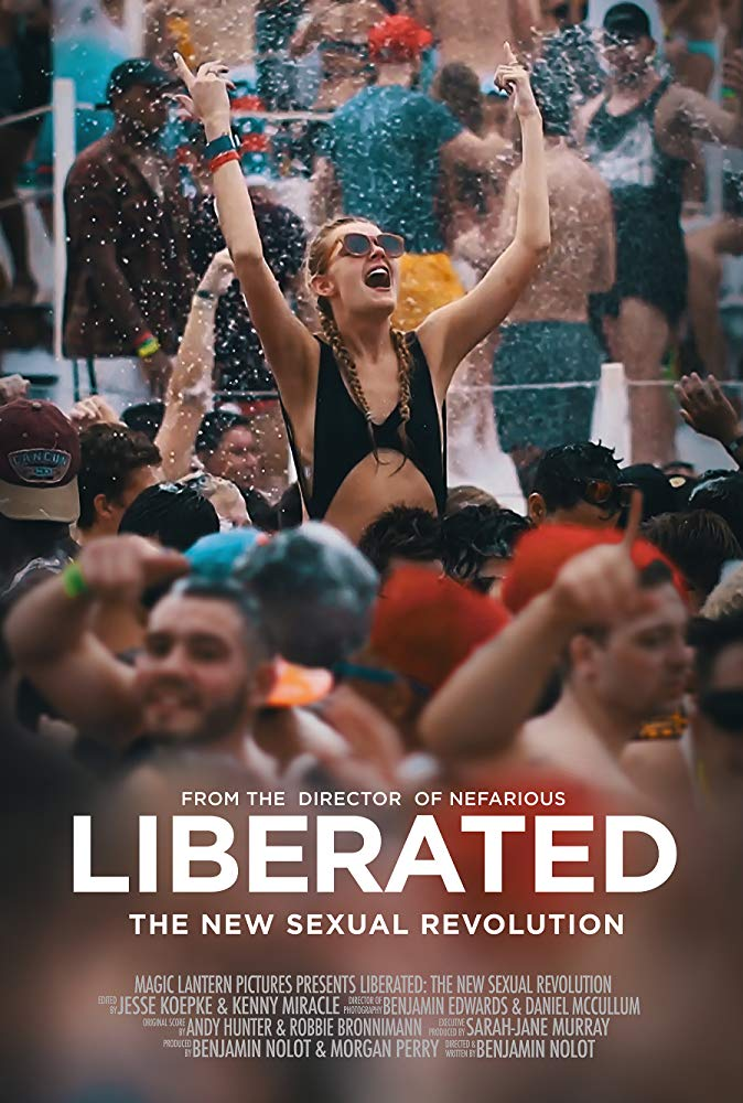 LIBERATED: THE NEW SEXUAL REVOLUTION    Benjamin Nolot - Magic Lantern Pictures