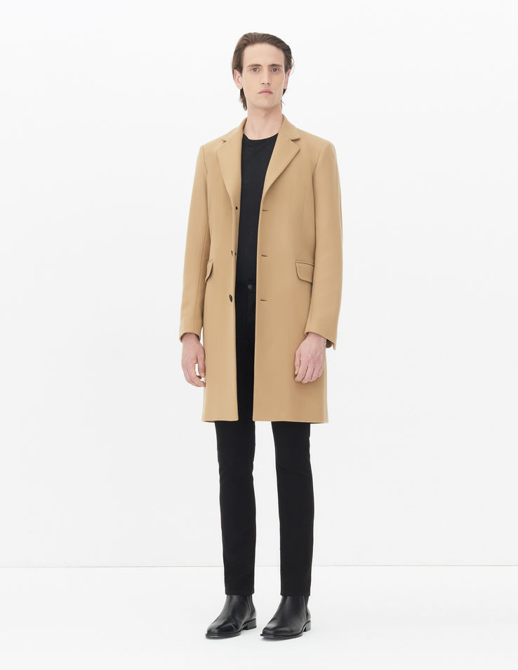 Sandro's Apollo overcoat