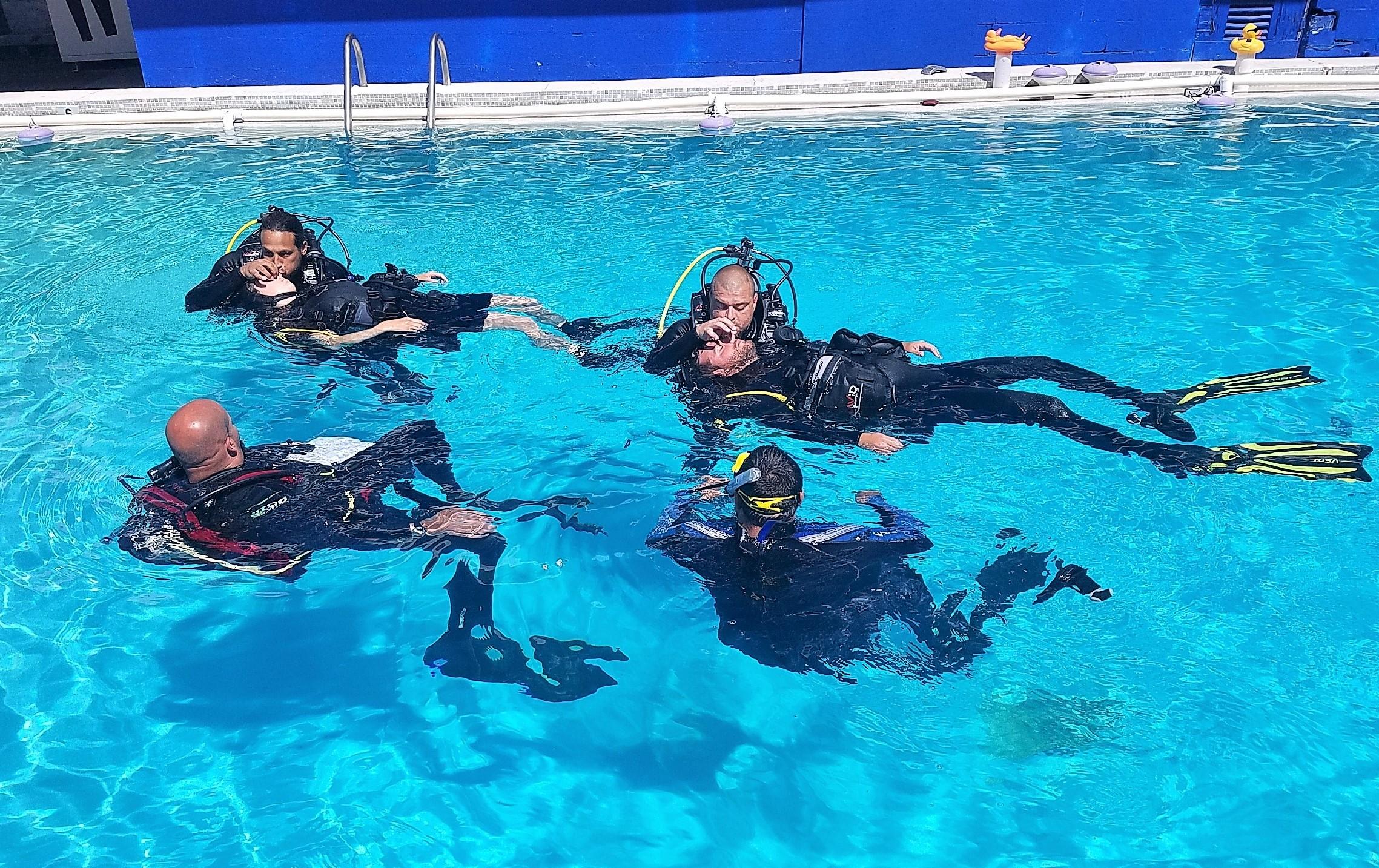 Rescue Diver - Private
