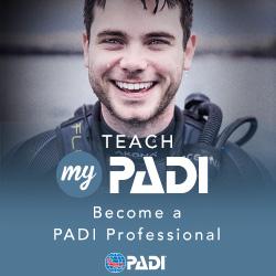 Master Scuba Diver Trainer - Pro Class