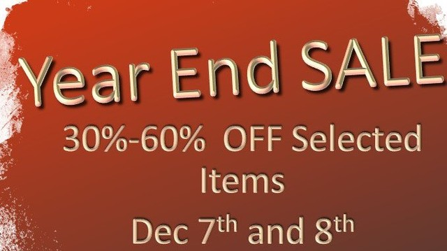 Come by today or Saturday from 9:00 am to 5:00 pm for those budget friendly gifts for you or that diver in your life at our end of the year sale. #Orlando #Florida #scuba #diver