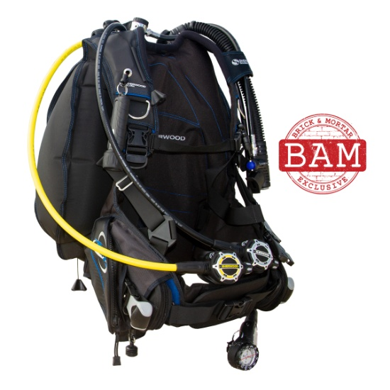 Sherwood AXIS - Backmount BCD