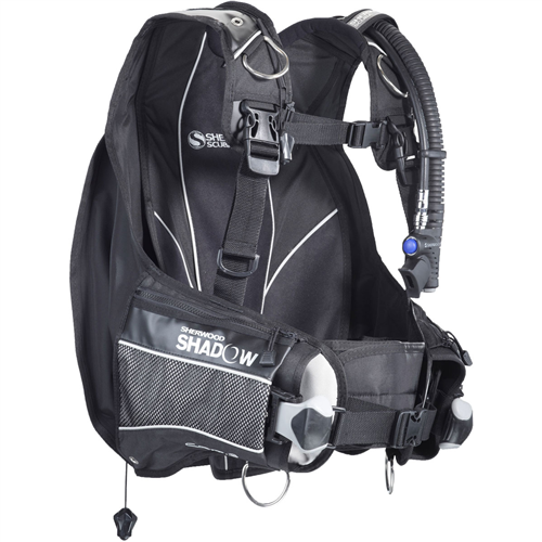 Sherwood Shadow - Backmount BCD