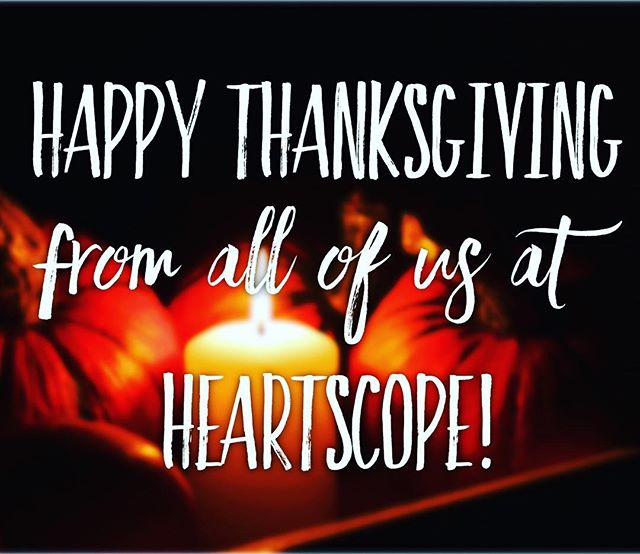 From our family to yours... Happy Thanksgiving! #thankful #heartscopeensemble #holidays #turkeycoma