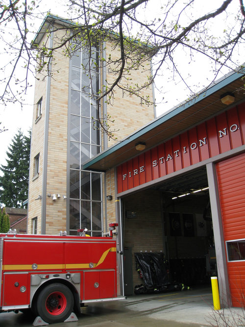 Seattle Fire Station 32 Structural Assessment — Integrated