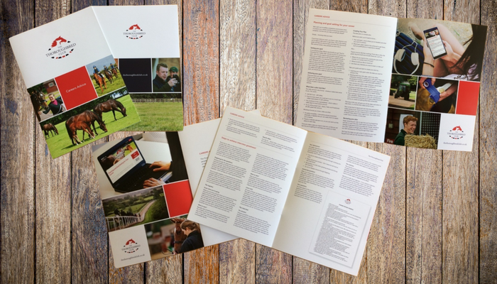 Blog Writing in Equine and Horseracing Industry - Having spent 15+ years working in the equine industry in different areas and types of roles, and with a keen passion for encouraging people to develop and reach their ambitions.I wrote a 'Careers in Racing Series' for The Thoroughbred Club.This has been published on their members only website and formatted into a book which I very much hope their members found useful :)