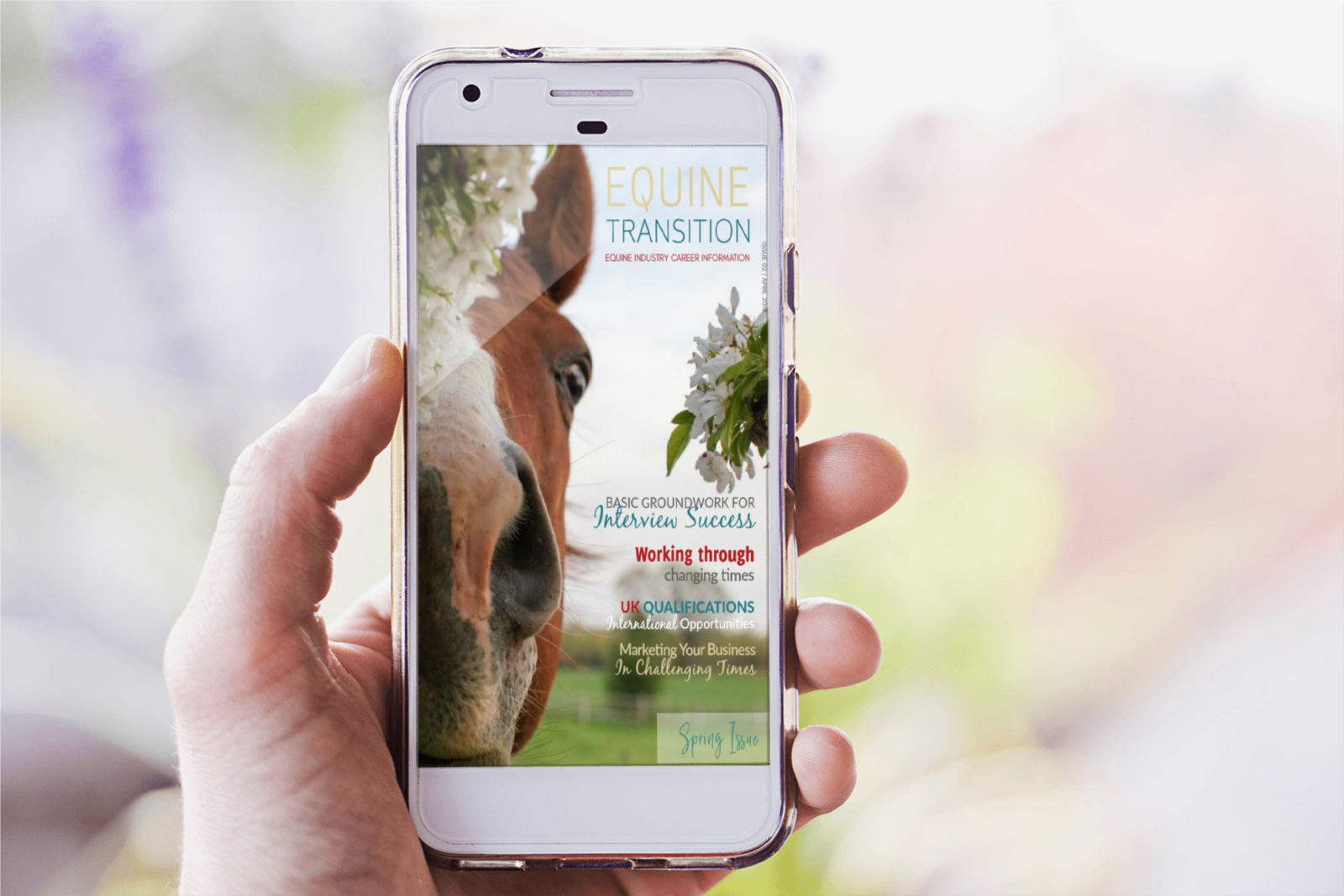 Equine Transition Spring 2019 Issue