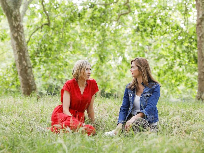 Jess & Amy