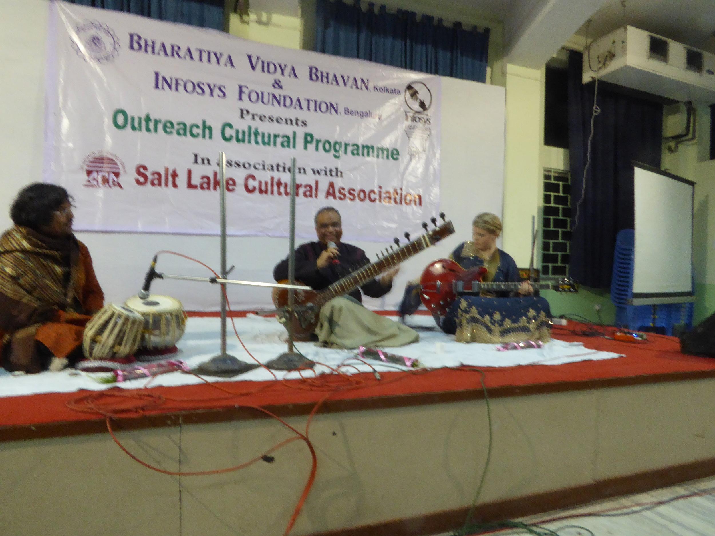 Salt Lake Cultural Association, 3.1.16. Amit Chatterjee on tables