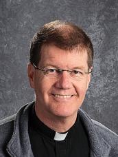 Fr Tom Reynebeau   Pastor ext. 121
