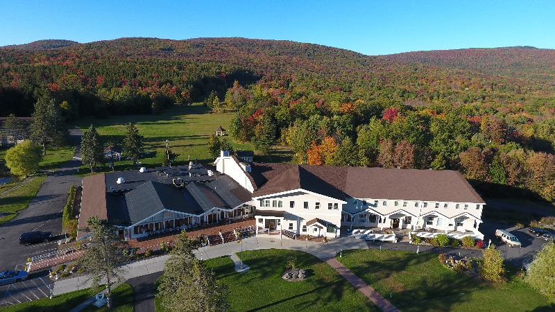 Peace Village - The Brahma Kumaris' Peace Village Retreat Center is an inviting oasis of mindfulness and relaxation. Surrounded by nature, explore the beautiful grounds nestled high in the Catskill Mountains of upstate New York.