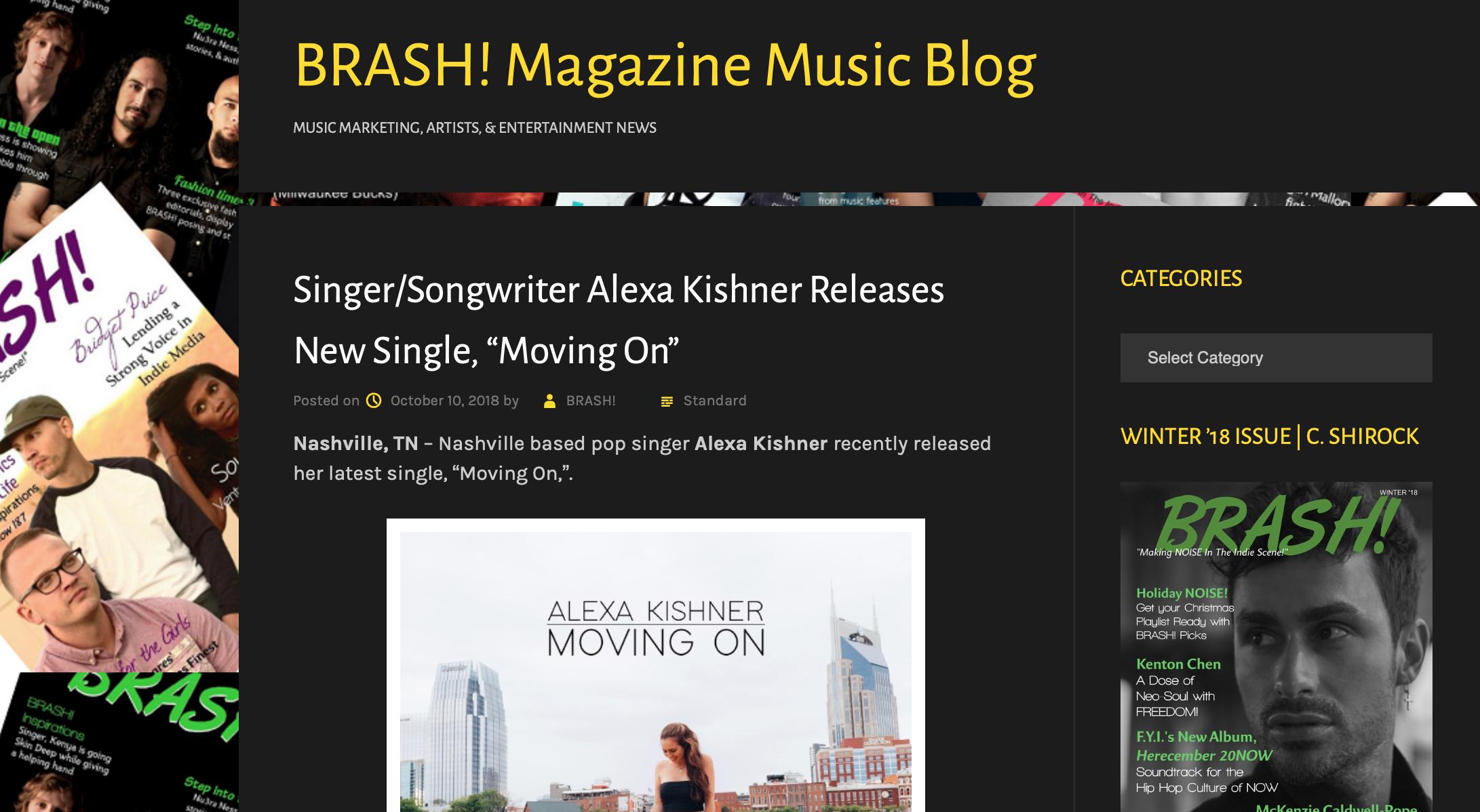 Brash! Magazine
