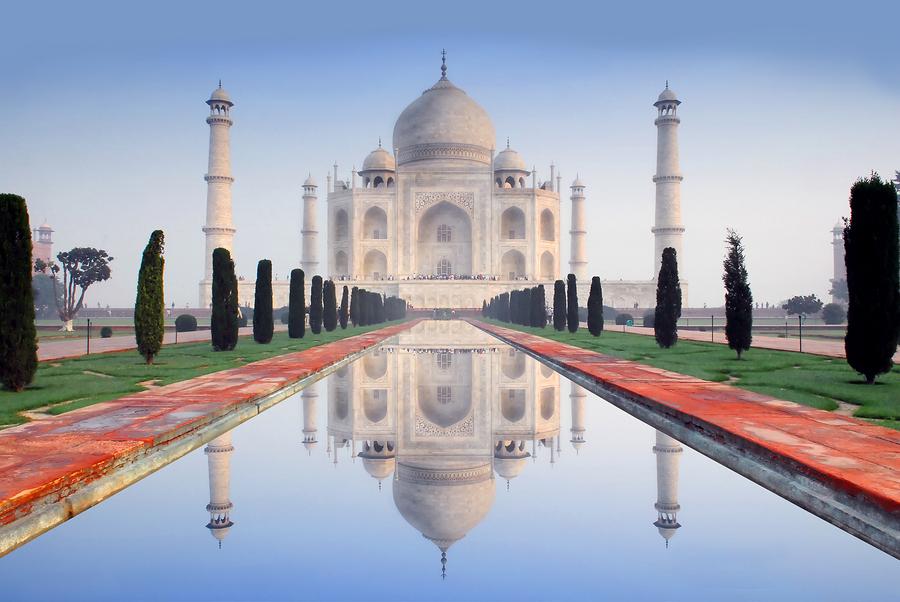 India - Rajasthan, tigersafari og strandferie på Goa.